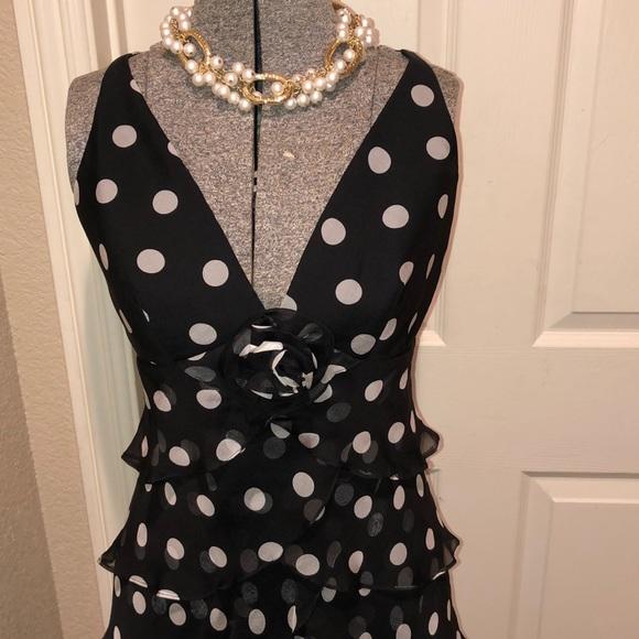 Melinda Eng Dresses & Skirts - Melinda Eng Silk Dress Size 4